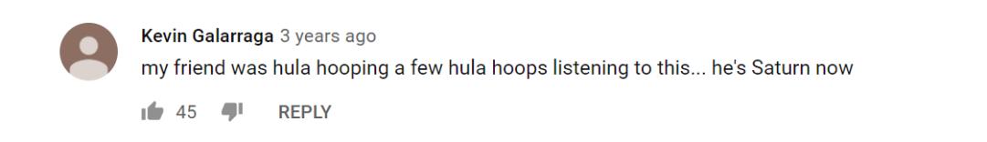 Hula Hoop Saturn