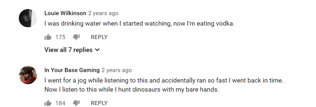 vodka and dinosaurs