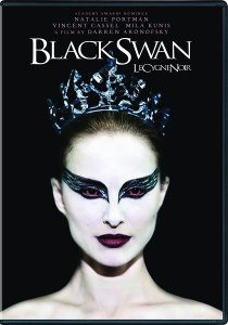 Black Swan (2010) stars Natalie Portman as the main character of this psychological drama.