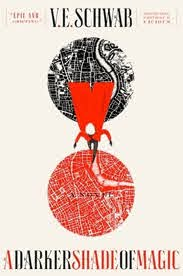 V.E. Schwab's A Darker Shade of Magic is a shining example of the right way to worldbuild.