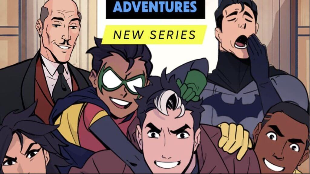 Batman: Wayne Family Adventures was written by CRC Payne with artist StarBite. It can be read for free on WEBTOON.